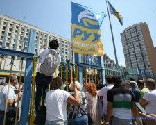 Сторонники Саакашвили штурмом взяли ЦИК