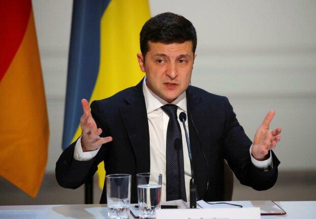 Володимир Зеленський, Reuters