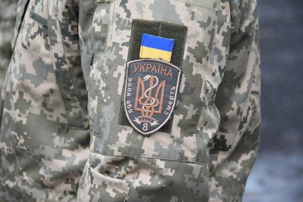 Військові, кадр з відео, зображення ілюстративне: Facebook ООС