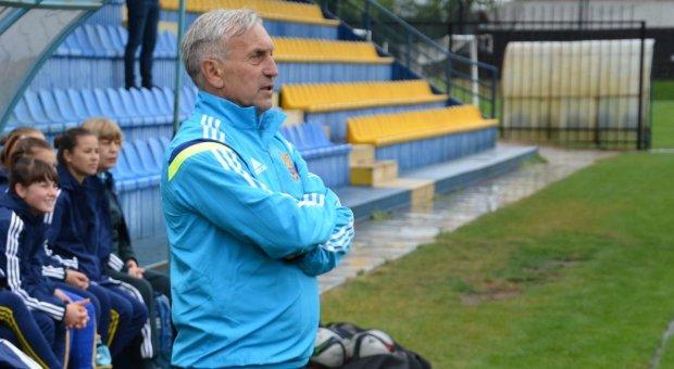 Сборная Украины по футболу получила нового тренера