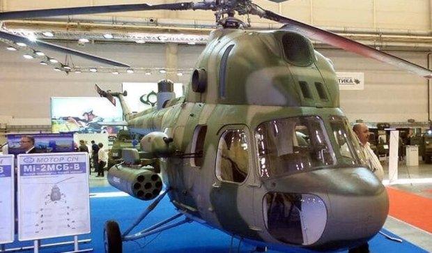 Українці розробили новий вертоліт з автоматичними гранатометами (фото)