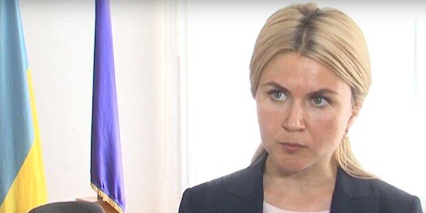 Юлія Світлична, скріншот із Фейсбук