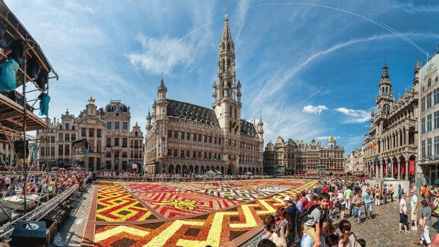 Як з'їздити в Брюссель і не спустошити гаманець