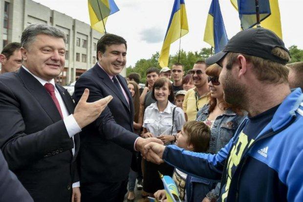 Саакашвили сравнил Одессу с Тбилиси