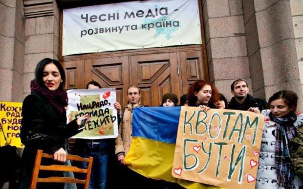 Скандальна екс-регіоналка образила захисників української мови
