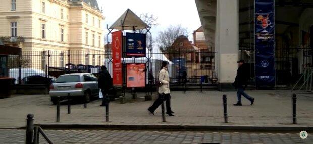 Львов, фото: скриншот из видео