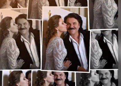 Щасливий Зібров показав найголовнішу красуню свого життя, і це не дружина