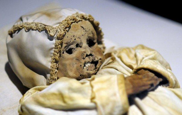 Йоганесс, Михаил Орловиц, перуанский мальчик и другие мумии мира, поразившие человечество