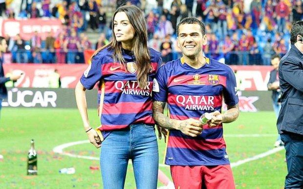Зірковий бразильський футболіст таємно одружився