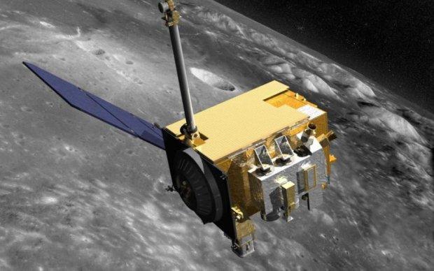 В NASA утаили странный инцидент с лунным зондом
