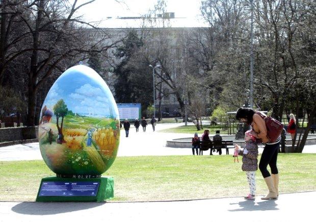 Погода на Великдень: синоптики обіцяють українцям божу благодать
