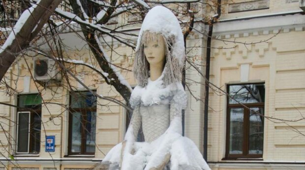 Скульптура балерины, фото: Скульптор Скритуцкий