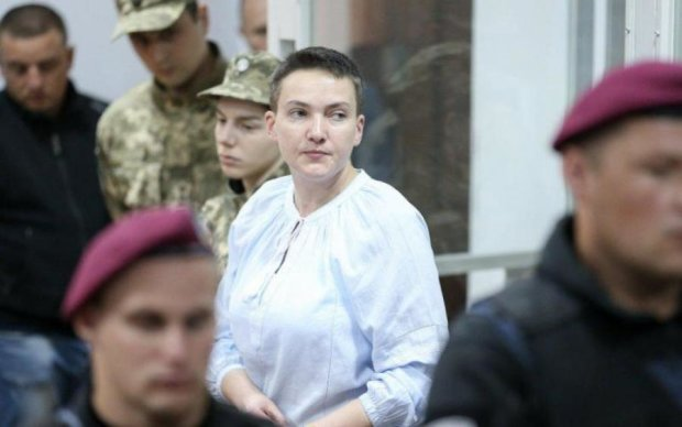 """Ціле стадо """"поручиків"""" готове взяти Савченко"""