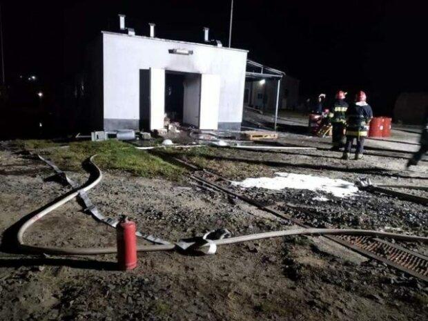 Підлили масла у вогонь: потужний вибух прогримів на заводі під Рівним, деталі і кадри НП