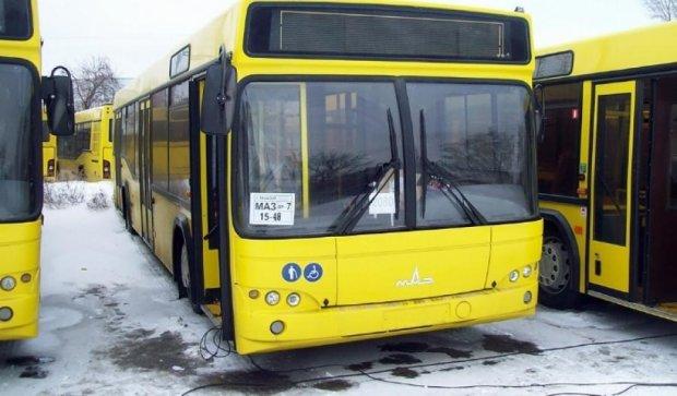 Киев закупит 170 автобусов