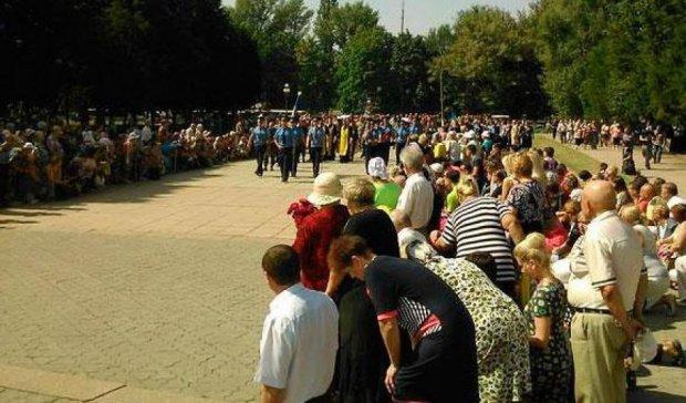 Загиблого під Радою нацгвардійця поховали поряд з бійцями АТО