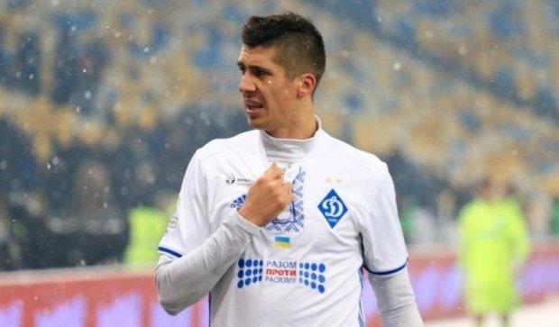 Скандальний захисник Динамо не цікавий Шахтарю