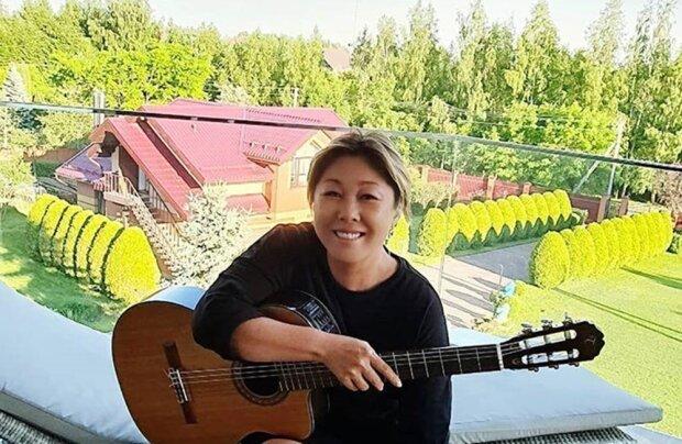 Анита Цой, фото с Instagram