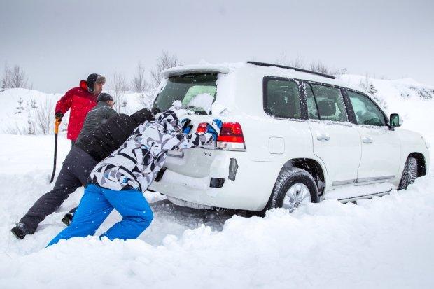 Підготовка машини до зими: важливі поради від автоекспертів