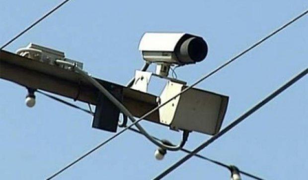 На дорогах Києва з'являться камери відеоспостереження
