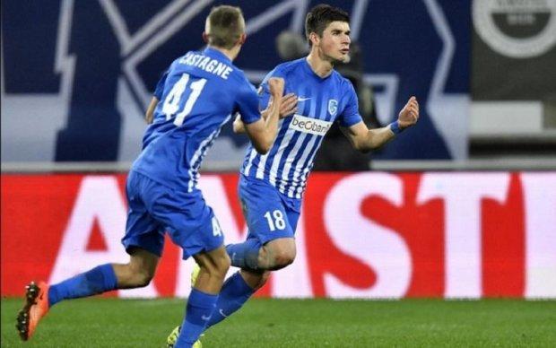 Бельгийский клуб выкупил украинского футболиста