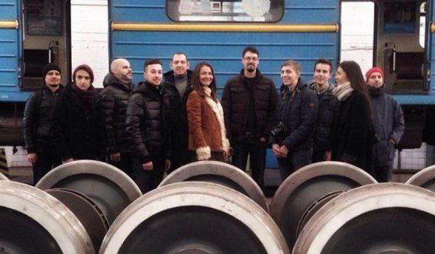 Киевский метрополитен впервые открыл свою станицу в Instagram