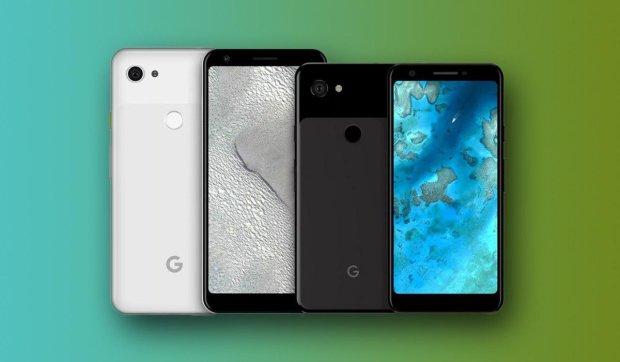 Google Pixel 3a: названо вартість бюджетного смартфона від пошукача