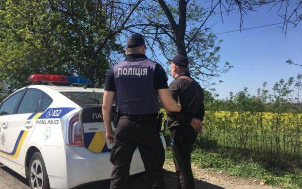 """Еще одна """"Зайцева"""" протаранила копов и сбила пешеходов: видео"""