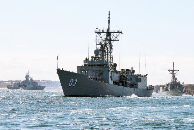 Іноземні кораблі вломилися до Чорного моря: озброєні до зубів