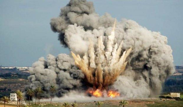 Россияне разбомбили своих сообщников в Сирии