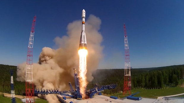 Півні з гною виходять краще: російська ракета мріяла пронзити космос, але знову пробила дно