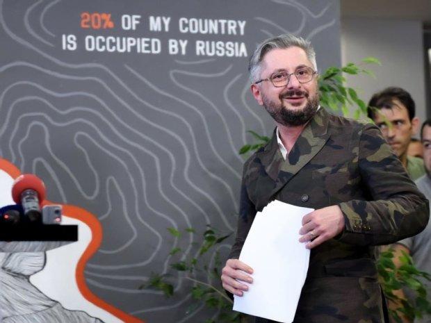 От тобі і свобода слова: у Грузії розправились з гендиректором телеканалу, на якому обматюкали Путіна