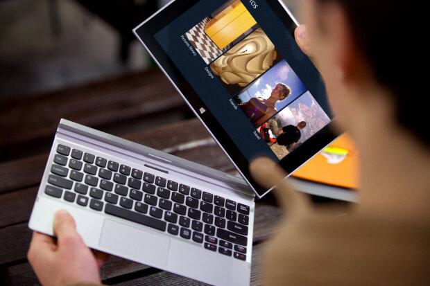 Ноутбук-планшет Lenovo
