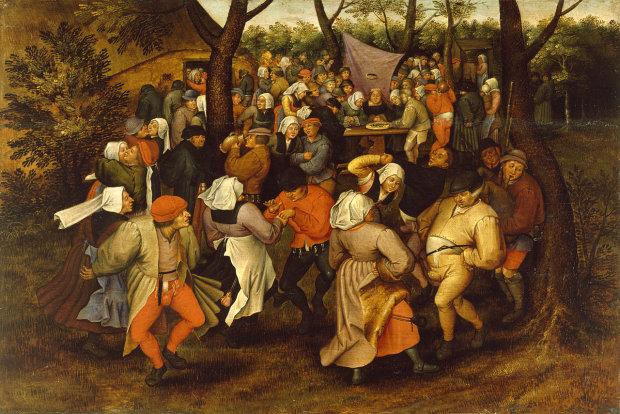 Дивна епідемія 1518 року погубила 400 людей: танцювали до останнього подиху