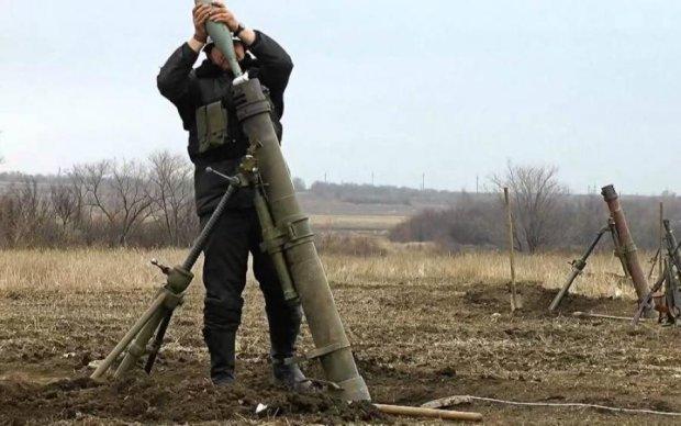 Затримано артилериста бойовиків, який знищував Мар'їнку
