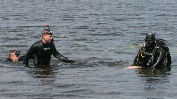 Поліцію підняли на вуха: в озері під Києвом шукали труп, дива не сталося