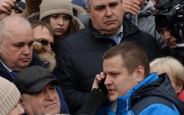 Пекло в Кемерово: стало відомо, чому Востріков раптово полюбив Путіна