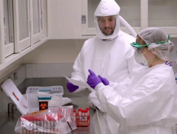 украинские врачи, скриншот с видео
