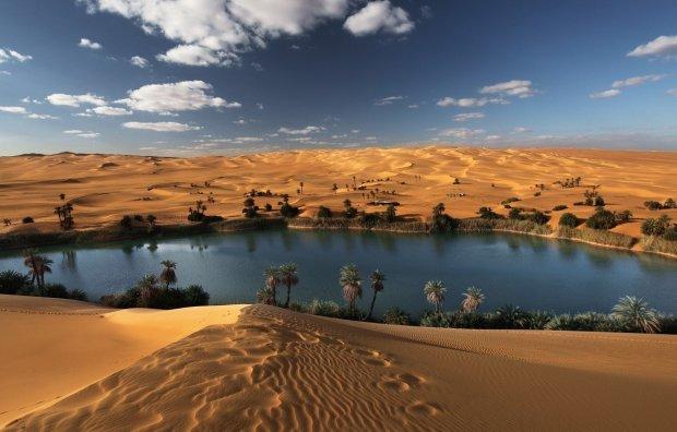 Зелені тропіки: вчені показали, як виглядала Сахара 20 тис років тому