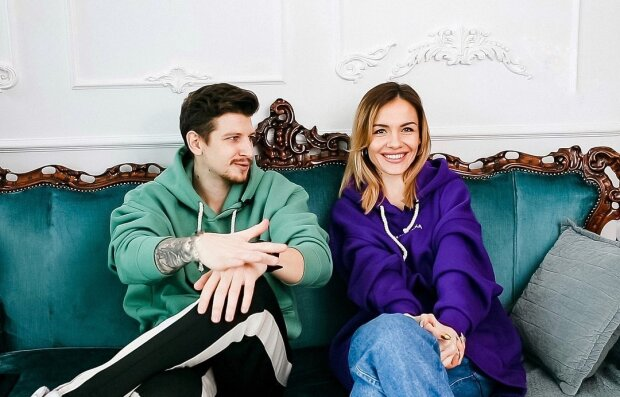 MamaRika и Сергей Середа, фото с Instagram