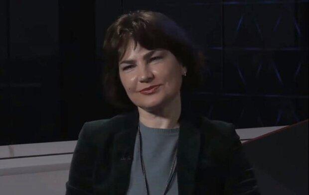 Ирина Венедиктова, скриншот с видео