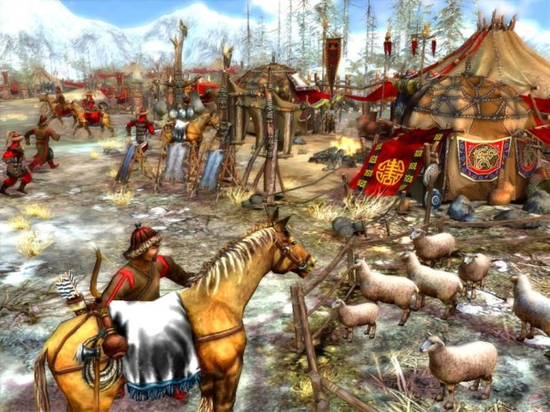Монгольское нашествие на украинские земли