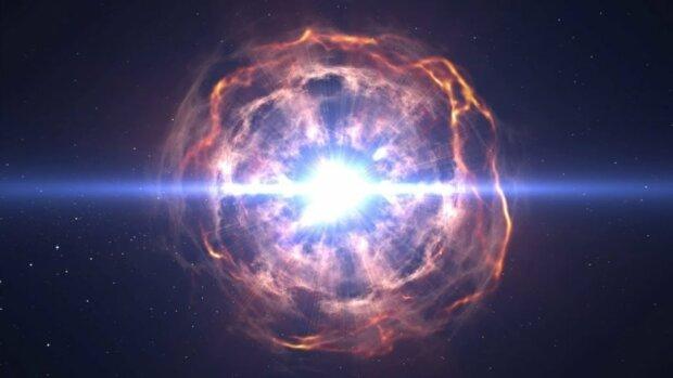 """Унікальна зірка загнала вчених у глухий кут, випромінювання уникнути не вдасться: вражаюче відео """"дзиґи"""""""