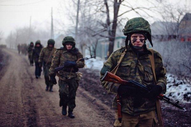 Портреты тех, кто воюет против украинской армии на Донбассе