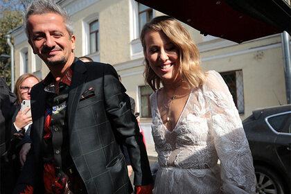"""Весілля Собчак і Богомолова порвало """"скрепи"""" на шматки, що вчудила наречена"""