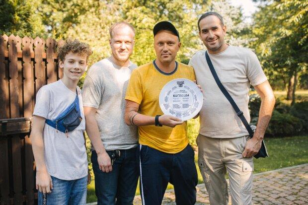 Міша Плавак, Євген Бургела, Олександр Щур
