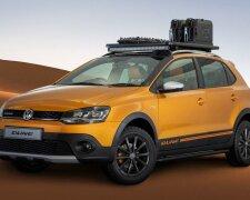 VW Polo Vivo Dune