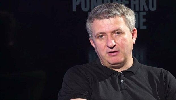 Это вообще какой-то гибридный мир, в котором война была только для тех людей, которые конкретно умирали, - Романенко о расследовании Бигуса