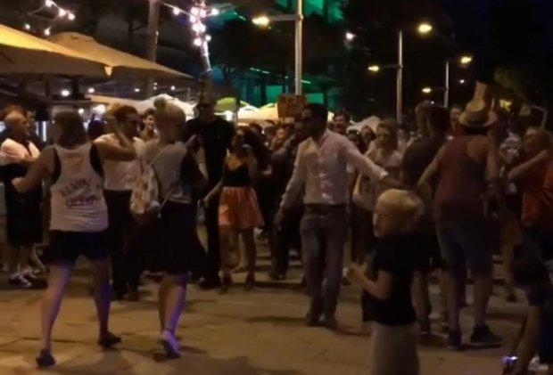 Іспанська поліція переплутала флешмоб з терактом