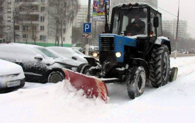 Как чистят снег в разных странах мира (видео)